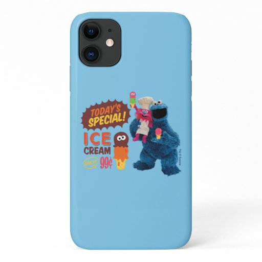 Monster Foodies | Today's Special iPhone 11 Case