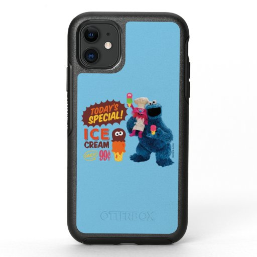 Monster Foodies | Today's Special OtterBox Symmetry iPhone 11 Case