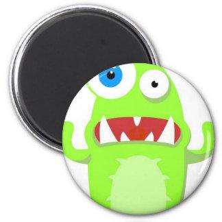 Monster Fridge Magnet