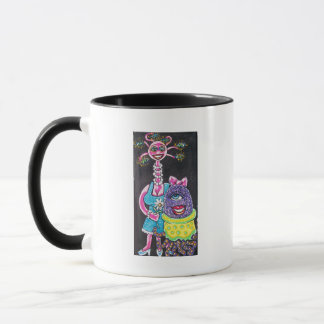 monster friends mug