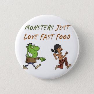 Monster Full Button