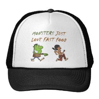 Monster Full Trucker Hat