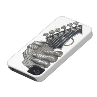 Monster Guitar Hand Case-Mate iPhone 4 Cases