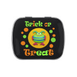 Monster Halloween Party Jelly Belly Candy Tins