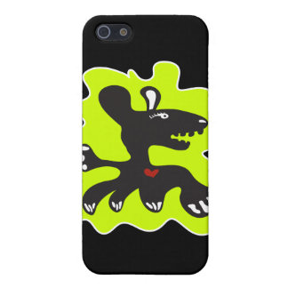 monster heart iphone case covers for iPhone 5