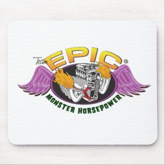 Monster Horsepower Mouse Pad