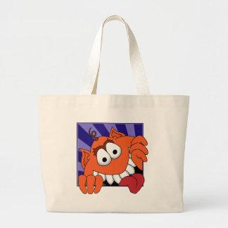 Monster Huey Canvas Bag