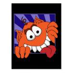 Monster Huey Postcard
