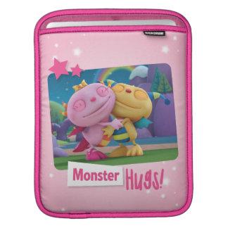 Monster Hugs! Sleeve For iPads
