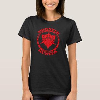 Monster Hunter Logo (red/front) T-Shirt