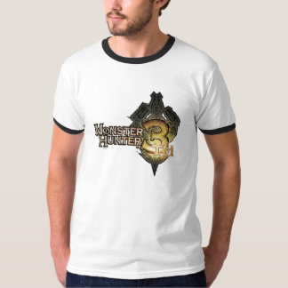 Monster Hunter Tri logo Shirts