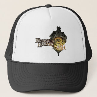 Monster Hunter Tri logo Trucker Hat