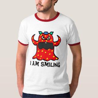 monster, I am smiling T-Shirt