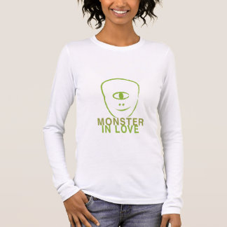 Monster In Love Long Sleeve T-Shirt