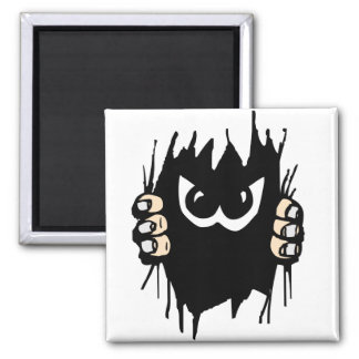 Monster in my magnet! magnet
