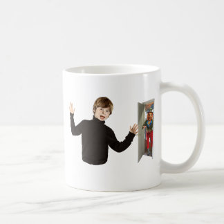 Monster in the Closet Coffee Mug