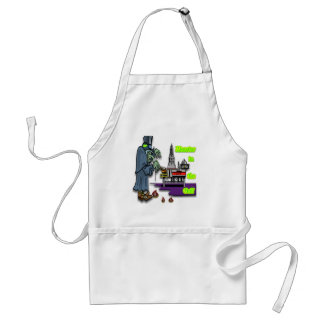 Monster in the Gulf Aprons