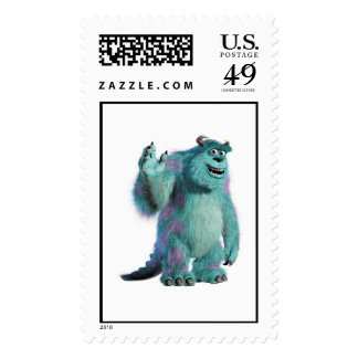 Monster Inc.'s Sulley Disney Postage Stamps