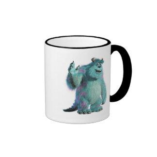 Monster Inc.'s Sulley Disney Ringer Coffee Mug