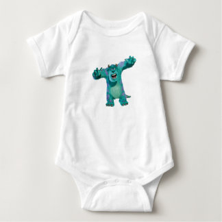 Monster Inc. Sulley scary Disney Baby Bodysuit