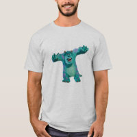 Monster Inc. Sulley scary Disney T-Shirt