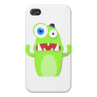 Monster iPhone 4 Cases