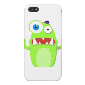 Monster iPhone 5 Case