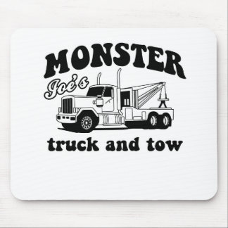 Monster Joe's Truck and Tow Mouse Pad