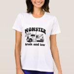 Monster Joe's Truck and Tow T-shirt