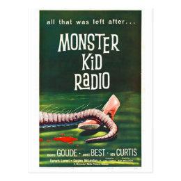 Monster Kid Radio Meets The Killer Shrews Postcard