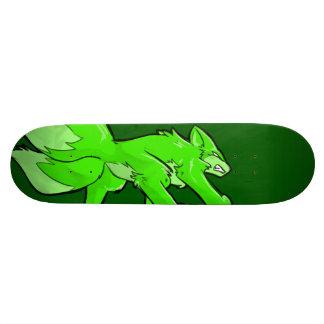 Monster Kitsune Skateboard Deck