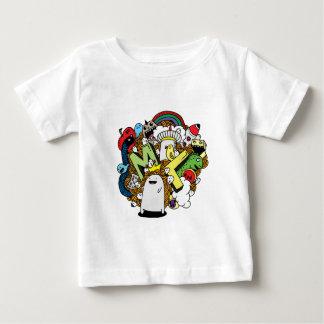 Monster Land Baby T-Shirt