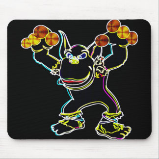 Monster Mania Mouse Pad