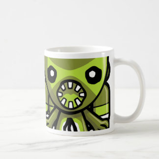 Monster Mascot Coffee Mug