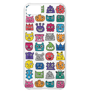 Monster Mash cell phone Case For iPhone 5C