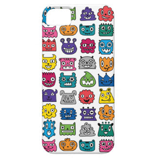 Monster Mash cell phone iPhone SE/5/5s Case