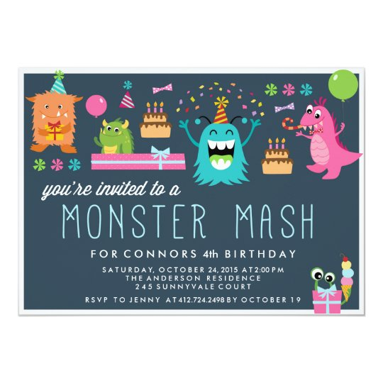 Halloween Party Theme Invitations Announcements – Halloween Party Invitations for Kids