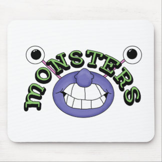 Monster Mash · Monsters Mouse Pad