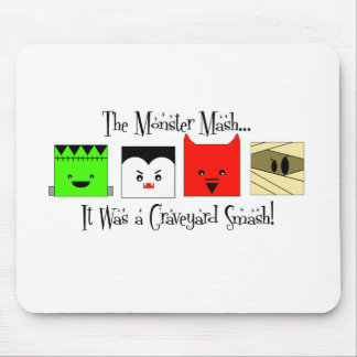 Monster Mash... Mouse Pad