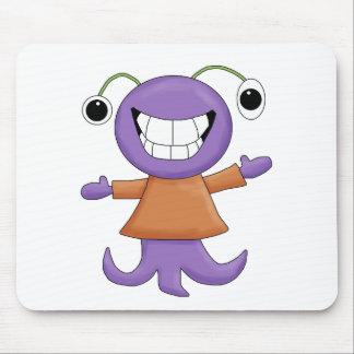 Monster Mash · Purple Monster Mouse Pad