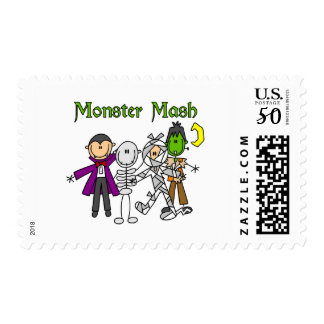 Monster Mash T-shirts and Gifts Postage