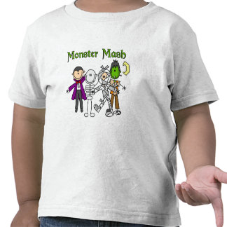 Monster Mash T-shirts and Gifts