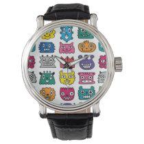 Monster Mash Wristwatch