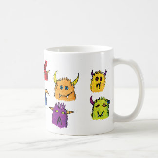 Monster Melee Coffee Mug
