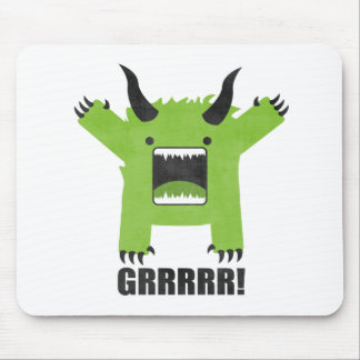 monster mouse pad