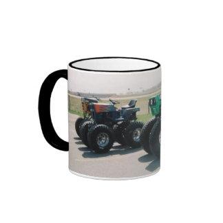 Monster Mowers Ringer Mug