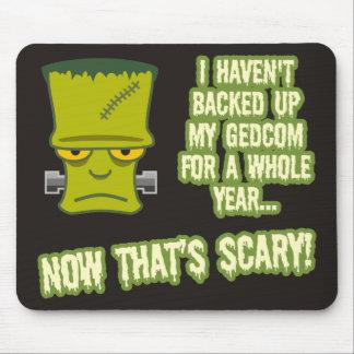 Monster - No GEDCOM Backup Mousepad