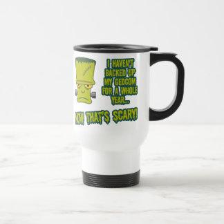 Monster - No GEDCOM Backup Mugs