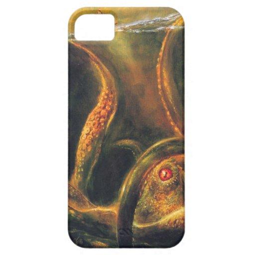 Monster Octopus iPhone 5 Case