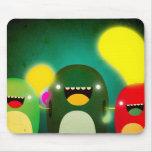Monster pad mousepads